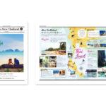 タイ政府観光庁OEMタブロイド制作実績